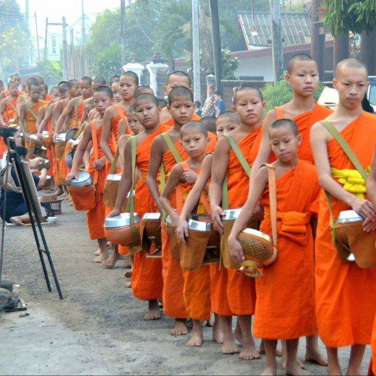 Luang Prabang - the cultural capital of Laos